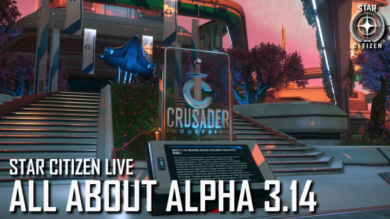 Star Citizen Live : All about 3.14