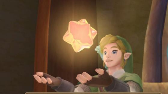 Cristaux de gratitude Zelda Skyward Sword HD : Comment et où les obtenir ?
