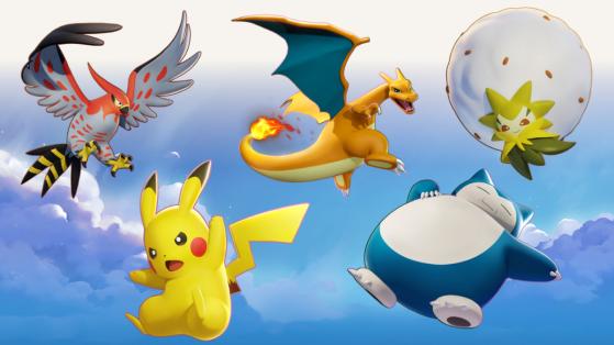 Quel Pokémon choisir au début de Pokémon Unite ?