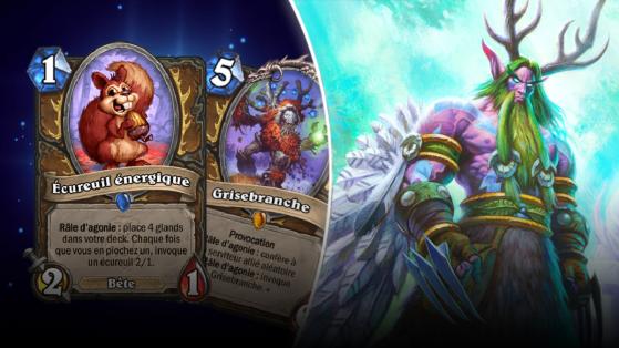 Guide deck Hearthstone : Druide Aggro