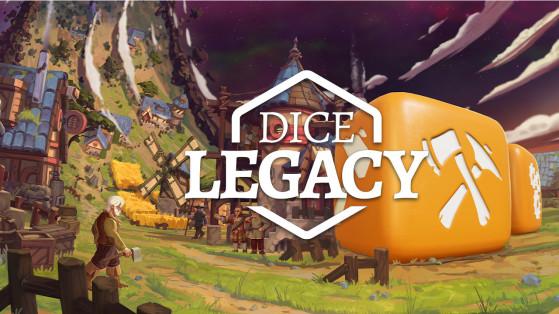 Test de Dice Legacy sur PC et Switch