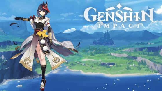Genshin Impact : build Sara, armes et sets d'artefacts