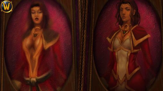 La désexualisation de deux peintures visibles dans WoW fait débat