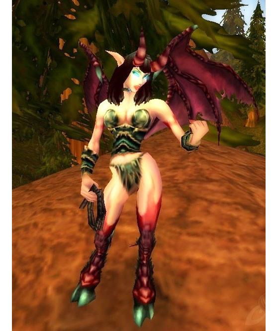 La Succube de WoW Vanilla à Legion - World of Warcraft