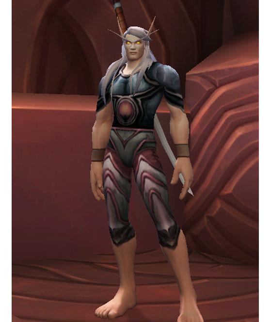 Deux pièces d'armures de Vanilla... - World of Warcraft
