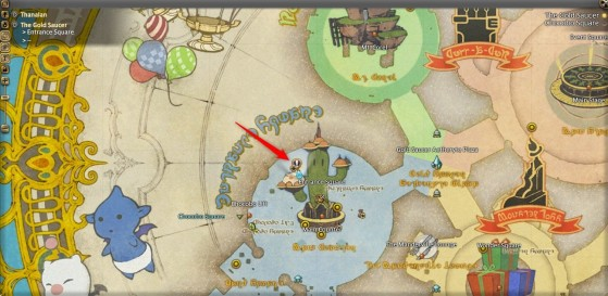 Où trouver Lewena - Final Fantasy XIV