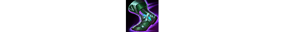 Chaussures de sorcier - League of Legends