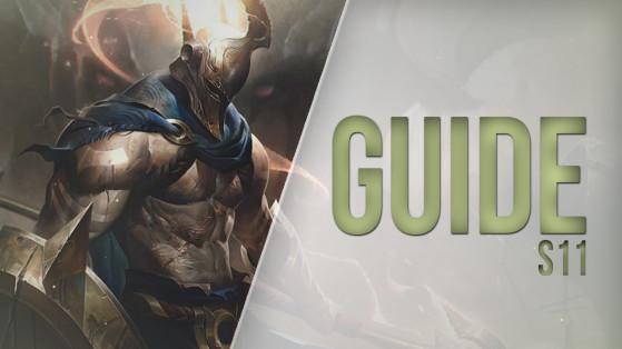 Pantheon Top S11 : build, runes et stuff - Guide LoL