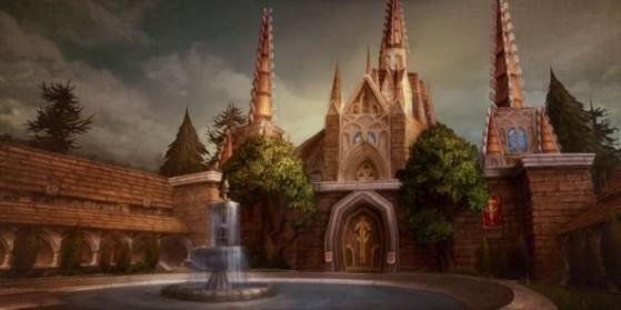 Monastère écarlate