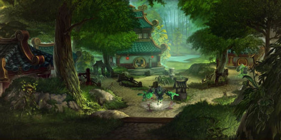Scénarios PvE de Mists of Pandaria