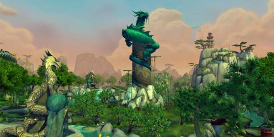 Forêt de Jade - Mists of Pandaria