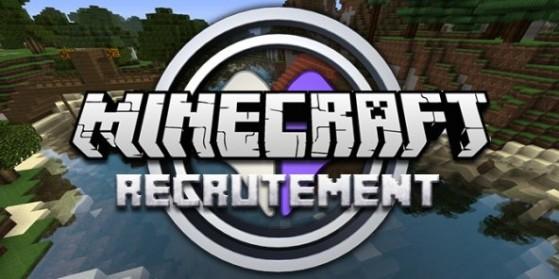 Recrutements portail Indé / Minecraft