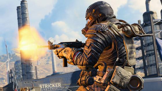Black Ops 4 : Close Quarters, mode temporaire Blackout