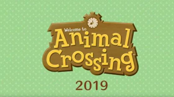 Animal Crossing Switch dévoilé