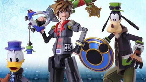 Kingdom Hearts 3 : La jaquette dévoilée
