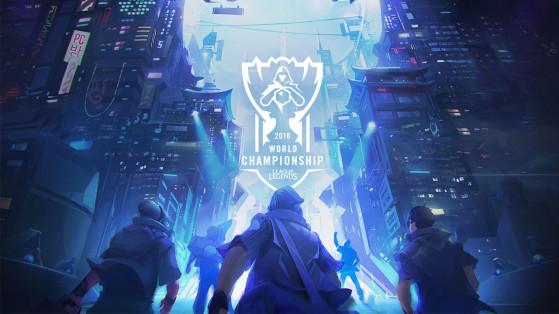 LoL Worlds 2018 : Les billets de la finale achetés par des bots