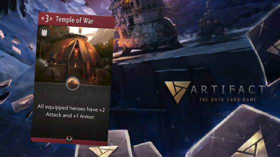 Artifact : Temple of War