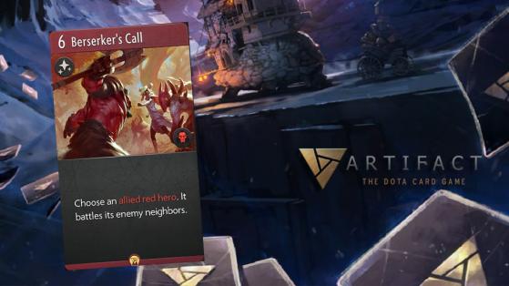 Artifact : Berserker's Call