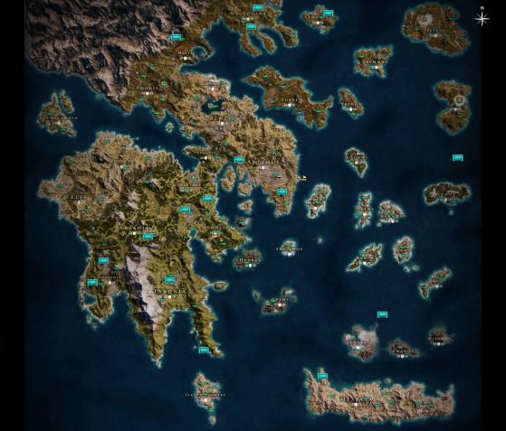 Cliquez sur l'image pour zoomer. - Assassin's Creed Odyssey