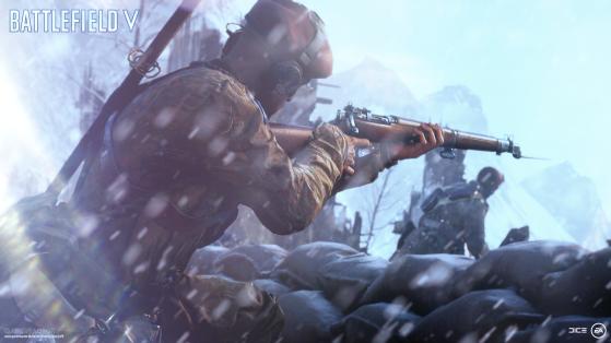 Battlefield V : équipement, armes, véhicules, weapons