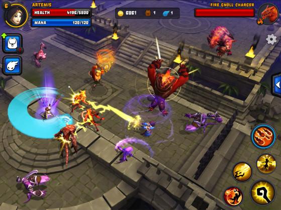 Les jeux inspirés de Diablo ainsi que les portages officieux ne manquent pas. - Diablo 3