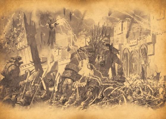 Illustration de la Guerre du péché - Diablo 3