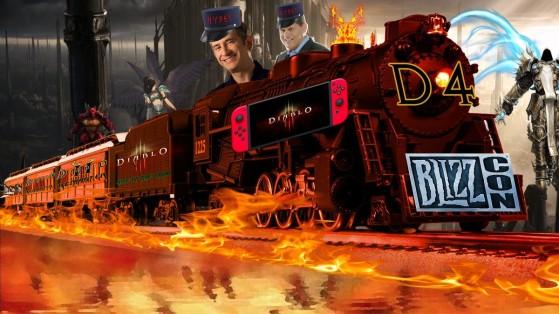Le dernier meme Diablo à la mode : Tous à bord du hype train - Diablo 3