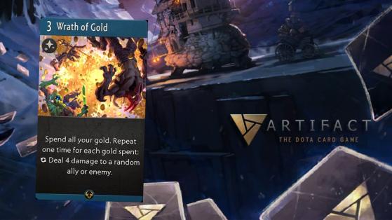Artifact : Wrath of Gold