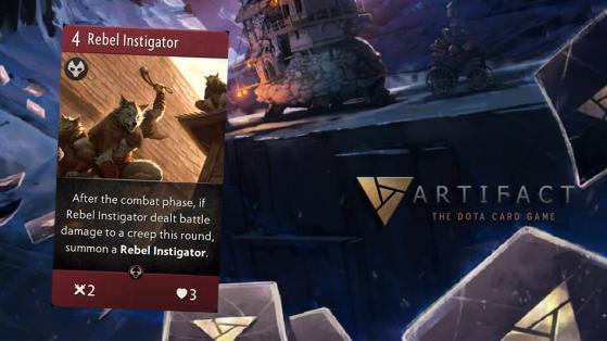 Artifact : Rebel Instigator