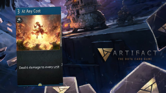 Artifact : At Any Cost