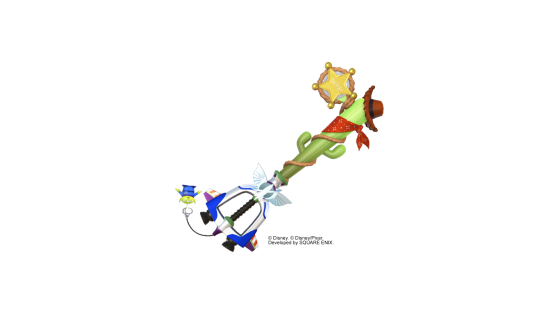 Insigne d'infini sous sa forme basique. - Kingdom Hearts 3