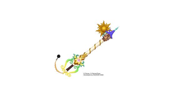 A tout jamais sous sa forme de base. - Kingdom Hearts 3