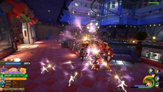 A tout jamais sous sa forme Sceptre magique - Kingdom Hearts 3