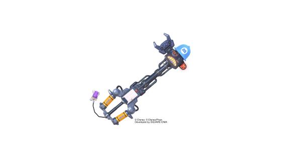 Zygomagiques dans sa forme basique. - Kingdom Hearts 3