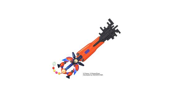 La forme de base de la Keyblade. - Kingdom Hearts 3