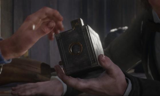Guide Red Dead Redemption 2 : Obtenir l'appareil photo