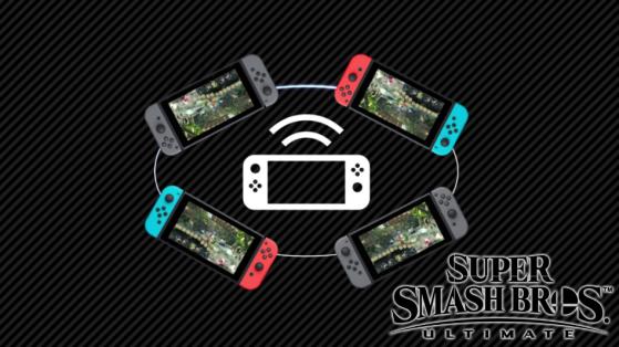 Super Smash Bros Ultimate : mode multijoueur