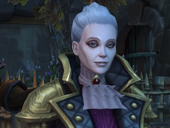 Katherine Portvaillant - World of Warcraft