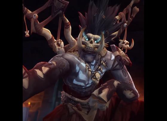Bwonsamdi - World of Warcraft