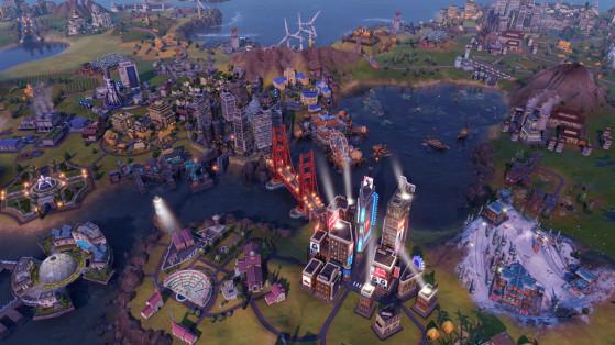 Les ponts aideront à relier vos villes - Civilization 6