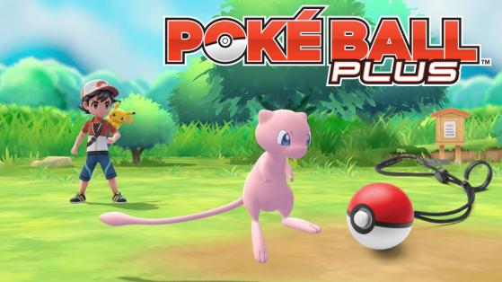 Pokémon Let's GO Pikachu Evoli : Mew n'est disponible qu'une seule fois