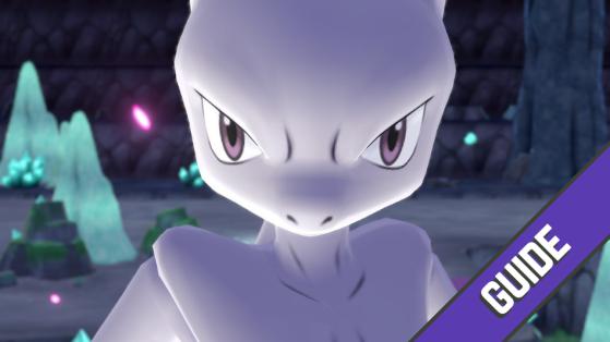 Pokemon Let's GO : Comment battre Mewtwo et le capturer