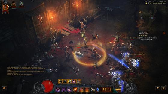 Prenez part au combat - Diablo 3