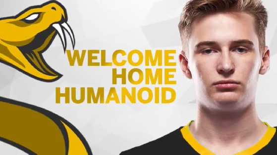 LEC Mercato : Splyce recrute Humanoid