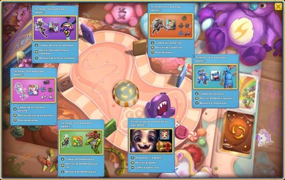 ... atteindre les dominos débloque une quête unique avec des récompenses supérieures ! - Heroes of the Storm