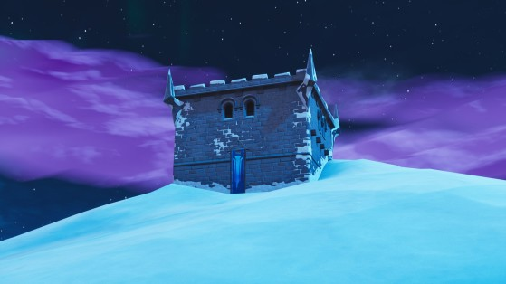 Fortnite : Polar Peak, nouvelle zone de la saison 7