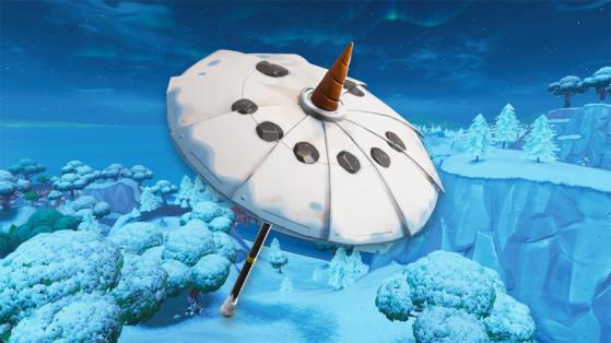fortnite parapluie de la saison 7 - fortnite parapluie top 1 saison 9
