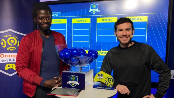FIFA 19 : Orange e-Ligue 1 hiver, les groupes des phases finales