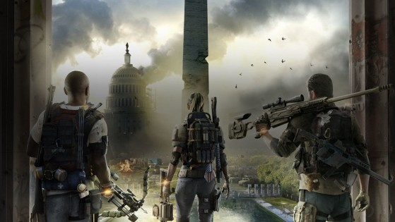 The Division 2 sur l'Epic Games Store mais pas sur Steam