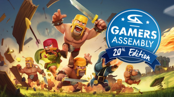 Clash Of Clans : Le premier tournoi offline à la Gamers Assembly 2019